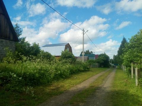 8 соток в СНТ Люторка Домодедовского района - Фото 2