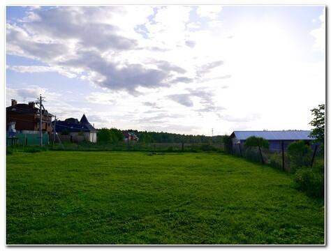 Красивый участок 14 соток в тихой и уютной деревне Акиньшино - Фото 2