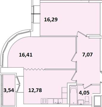 Купить квартиру в Кудрово - Фото 1