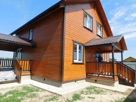 Жилой дом по Киевскому , Калужскому шоссе. Магистральный газ. озеро - Фото 4