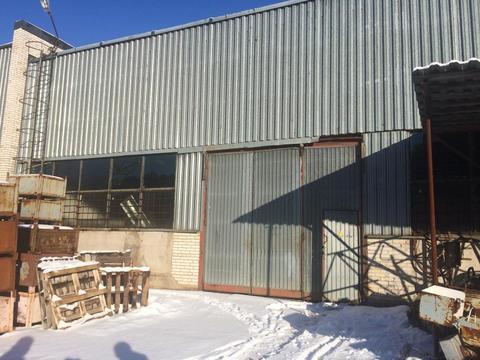 Производственно-складкая база в пос. Красный Бор - Фото 4