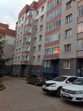 Продажа 2-комнатной квартиры, 54 м2, Казанская, д. 1091, к. корпус 1 - Фото 1