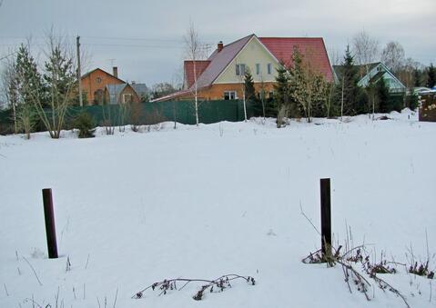 Участок 10 сот. , Киевское ш, 24 км. от МКАД. - Фото 2