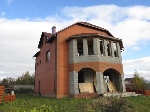 Продам Дом 300 кв.м, д. Большое Щапово, Клинский р-н - Фото 1