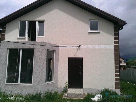 Двухэтажный дом на Фестивальной в Борисовке г. Новороссийск - Фото 1