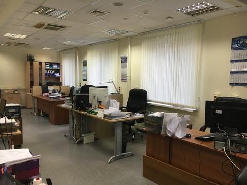 Офисное помещение 811 кв.м. около м.Краснопресненская в БЦ класса А - Фото 5