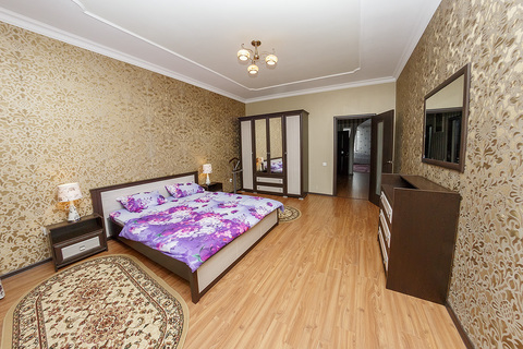 2х комн апартаменты с гостиничным сервисом, посуточно - Фото 3