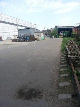 Теплый склад 8 800 м2 на 2,7 Га с кран-балкой и ж/д в Люберцах - Фото 3