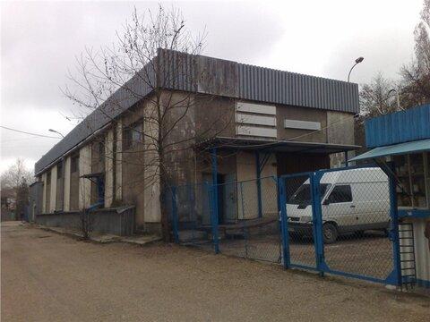 Купить помещения в Севастополе. Производство (ном. объекта: 41008) - Фото 1