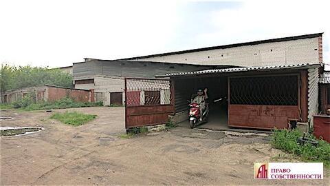 Кирпичный гараж с подвалом в крытом