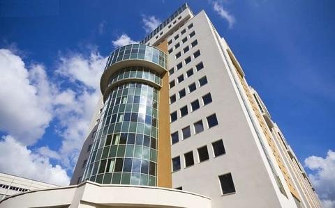 Аренда офиса в бизнес центре класса А м.Калужская - Фото 2