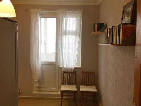 Сдаю уютную 1-к квартиру с панорамным видом на парк. - Фото 1