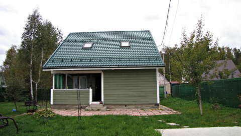 """Продается дом и баня на участке 6 соток в ст """"Тайга"""" - Фото 2"""