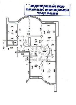 Продажа квартиры, м. Октябрьское поле, Карамышевская наб. - Фото 2