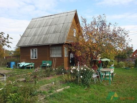 Благоустроенная дача СНТ «Солнечный» местечко Коровино - Фото 1