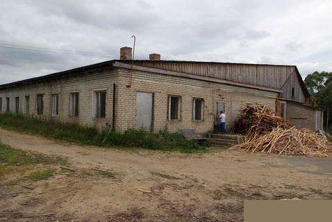 Здание производственного назначения площадью 1633,5 м2, с прилегающим - Фото 1