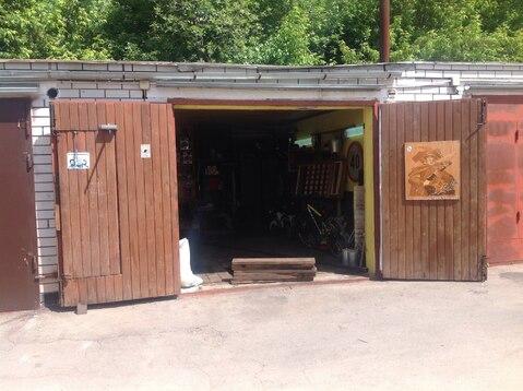 Капитальный гараж с подвалом, ул.Кирова - Фото 1