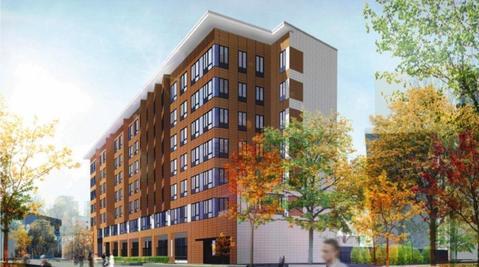 1-комн. квартира 49,3 кв.м. в новом 7-ми этажном доме САО г. Москвы - Фото 1