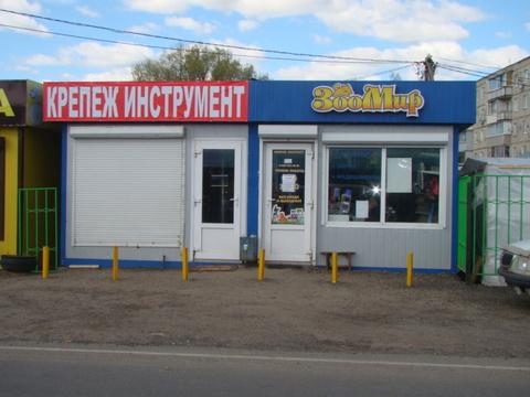 Магазин , пгт.Михнево, Ступинский район - Фото 1