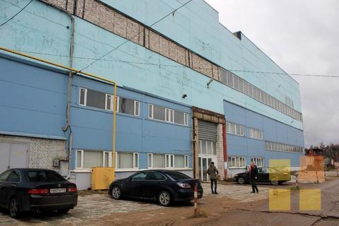 Готовое производство в Сосновом Бору на участке 2,7 га + ж/д ветка - Фото 1