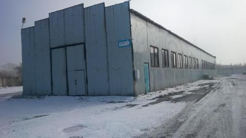 Холодный склад, 700 кв, ул. Терешковой - Фото 1