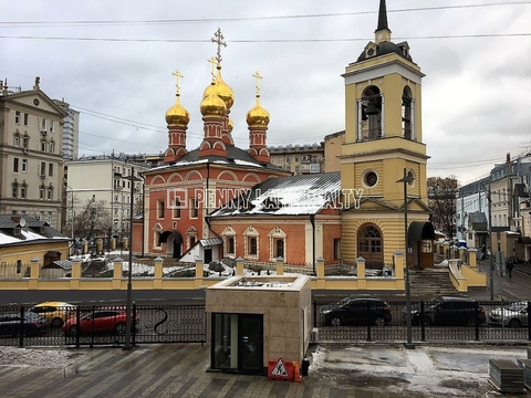 Продажа квартиры, м. Смоленская, Смоленский 1-й пер. - Фото 3
