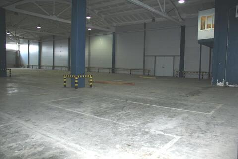 Сдам теплое складское помещение 2500 м2 класса В+ - Фото 2