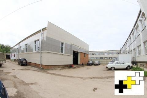 Производственно-деловой комплекс из 4 зданий 3150кв.м в Солнечногорске - Фото 4