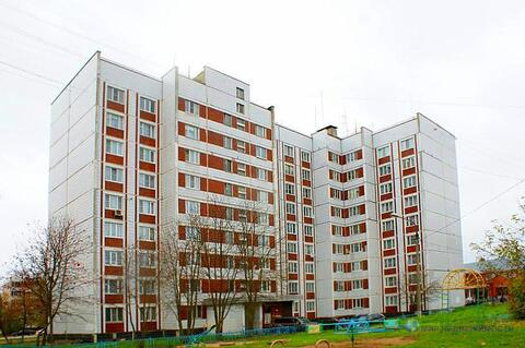 Однокомнатная квартира с балконом в центре Волоколамска в хорошем доме