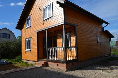 Загородный дом под ключ возле г. Балабаново, Киевское, Калужское шоссе - Фото 1