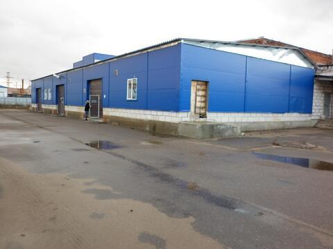 Продажа производственно-складского комплекса с ж/д веткой - Фото 3
