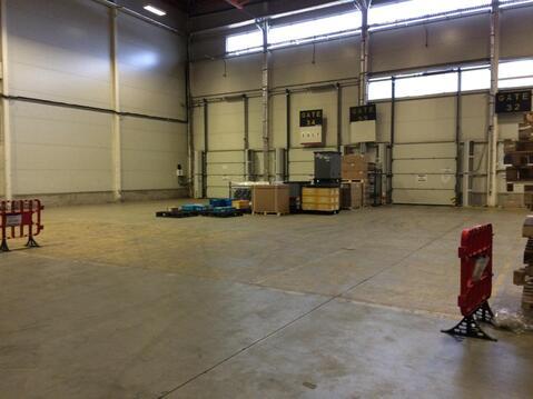 Аренда склада класса «А» 10 500 кв.м. - Фото 3