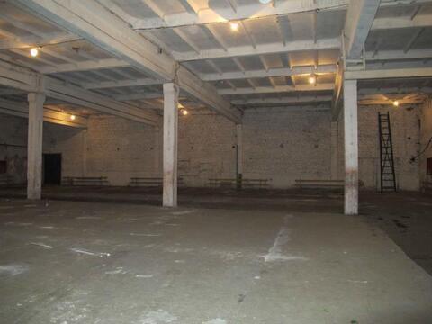 Аренда склада 970 кв.м, ул. Мещерская - Фото 5