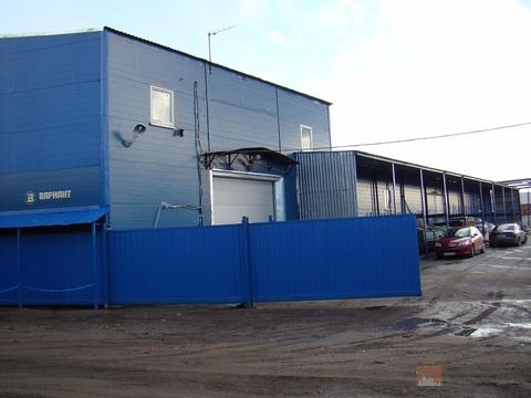 Продажа производственно-складского комплекса, 2000 кв. м - Фото 1