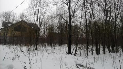 Каширское ш.48 км от МКАД г.о.Домодедово в с.Вельяминово участок23сот - Фото 1