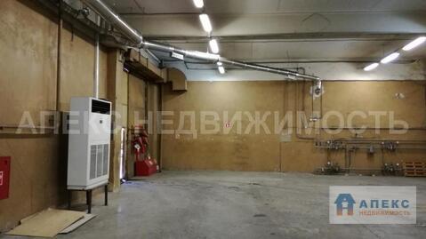 Аренда помещения пл. 400 м2 под склад, , офис и склад м. Перово в . - Фото 1