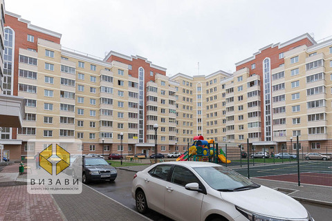 2к квартира 40 кв.м. Звенигород, В. Посад, ЖК Ракитня, пр-д Ветеранов - Фото 2
