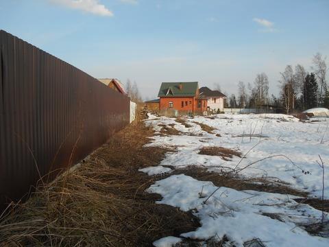 Продам отличный участок 11 сот. в 6 км от Зеленограда ИЖС - Фото 2