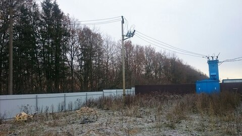Продается земельный участок 10 соток Ропша Кипень - Фото 5