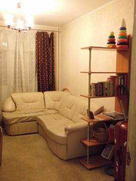 Цена трешки, а комнат 4, недорого и рядом с метро Пионерская - Фото 3