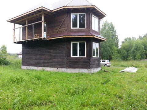 Предлагаю огромный дом 150кв.м на красивом участке 20соток. - Фото 1