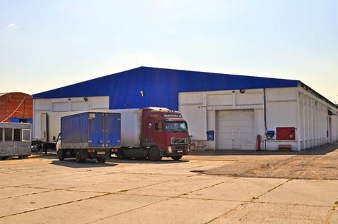 Сдается склад на закрытой территории - Фото 1
