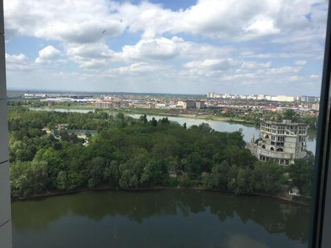 3 квартира в ЖК Адмирал без ремонта с видом на реку и парк! - Фото 3