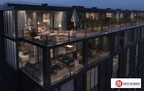 Двухуровневая квартира с видовой террасой. Пентхаус. Лофт. Центр - Фото 4