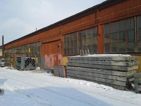Продам производственный комплекс 3 131 кв.м. - Фото 4