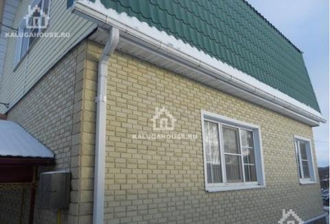 Продается 2-этажный дом 85 кв.м. в городской черте д. Воровая - Фото 5