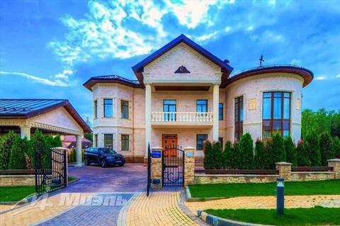 Продажа дома, Обушково, Истринский район - Фото 1