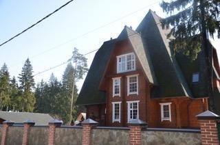 Резиденция-родовое поместье 850 кв.м, Участок 65 сот. , Варшавское . - Фото 1