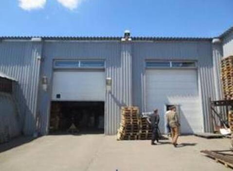 Теплый склад 800 м2 в Видном - Фото 4