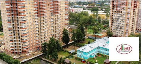 2 комнатная квартира, ул. Школьная, д. 7, г. Ивантеевка - Фото 1